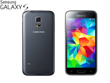 MOBILE SAMSUNG S5 MINI GREY GA