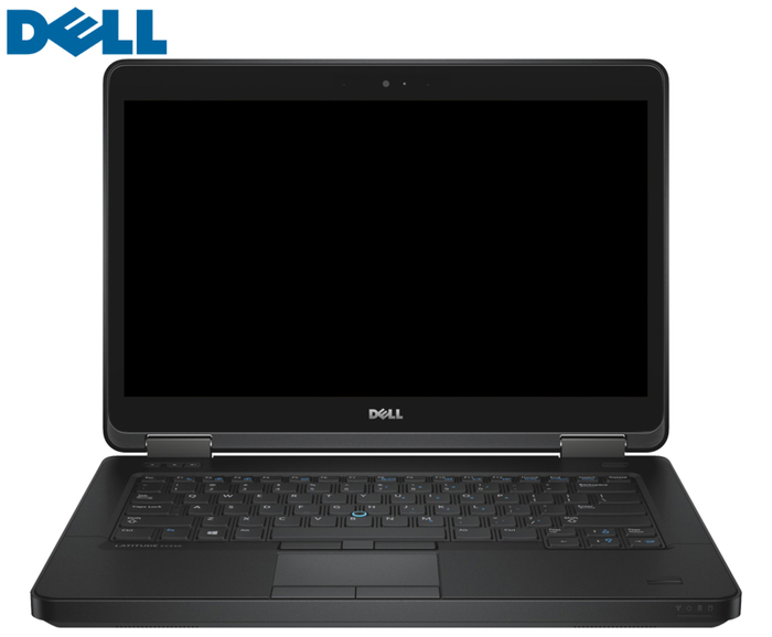 NB G3 DELL E5440 I5-4310/14.1/4GB/250GB/DVD/W10PI/WC/OB/GA-M