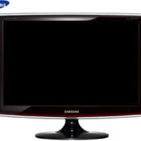 "MONITOR 22"" TFT-TV SAMSUNG T220HD BL WIDE MU NO BASE GA-"
