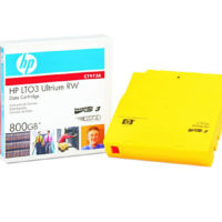 DATA CARTRIDGE HP LTO3 800GB